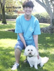 Anne Bayum & Cody